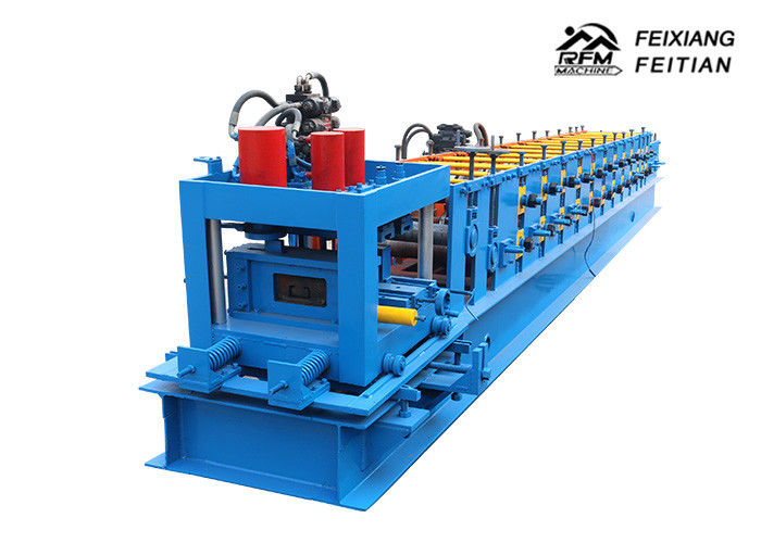 High Precise C Purlin Roll Forming Machine 1.5 - 3mm Thickness For Building Material