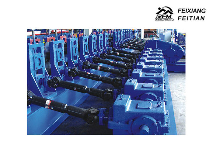 Highway Guardrail Road Restraint Construction Roll Forming Machine CE ISO Listed