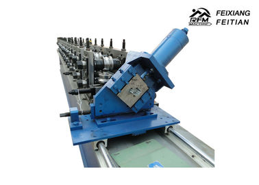 Ladder Cable Tray Roll Forming Machine Cover Tersedia Dengan Punching Holes